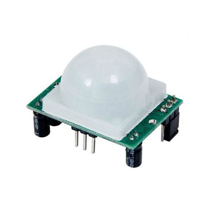 цена на MOOL 4pc HC-SR501 Small PIR Sensor Module Infrared Body/Motion Sensing