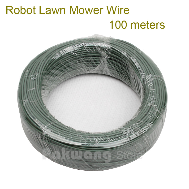 Original L600 Robot lawn mower wire 100 meters supply from the factory 1000pcs m2 4 5 6 8 10 12 14 stainless steel 304 flat countersunk head self tapping screw