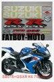 2006 2007 2008 2009 2010 2011 2012 bici de la motocicleta para Suzuki GSXR GSX-R 600 750 K6 GSX R decal sticker conjunto