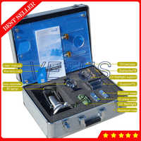 SK1150 kit de ventas de película Solar, Kit de venta de medidor de energía de ventana, prueba de aislamiento térmico, bloqueo UV con lámpara IR, linterna UV