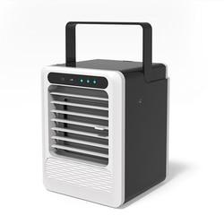 ATWFS miniwentylator USB chłodzenia Przenośna chłodnica powietrza nawilżacz oczyszczacz powietrza klimatyzator Ventilateur Aire Acondicionado Portatil w Wentylatory od AGD na