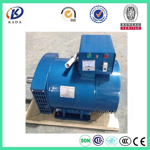 Promotion ! ST 3KW 1 phase 220v 50hz ac synchronous alternator ...