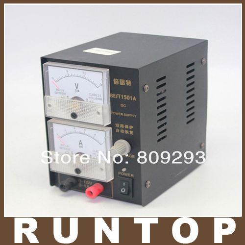 Good Quality BEST 1501A  15V 1A Adjustable DC Power Supply Mobile phone repair power test regulated power supply cps 6011 60v 11a digital adjustable dc power supply laboratory power supply cps6011