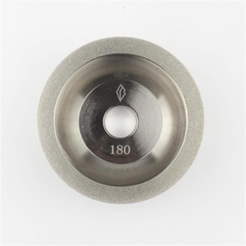 Outils CBN de meule de diamant de 100mm, broyeur abrasif, affûtent - Outils abrasifs - Photo 3