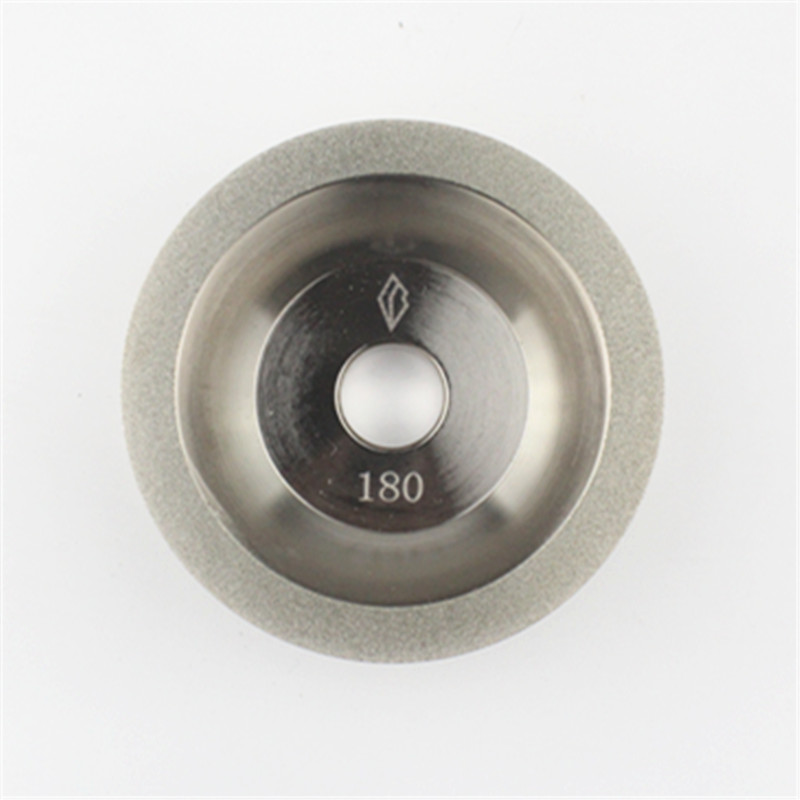 100 mm teemantlihvimisketta CBN-lihvimiskettad, abrasiivveski, - Abrasiivtööriistad - Foto 3