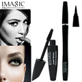 IMAGIC eye mascara makeup  pencil Eyes black Long wearing Cosmetics Lashes Lengthening Curling Waterproof