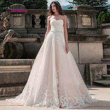 LEIYINXIANG Wedding Dress Bride Dress Ball Gown