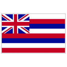 Бесплатная доставка гавайский флаг 3x5 футов баннер из полиэстера
