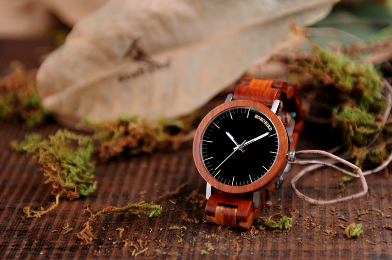 wooden watches 2017 bobo bird fashion (1)