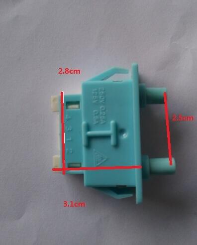 Refrigerator Parts fridge door switch 4 pins thyssen parts leveling sensor yg 39g1k door zone switch leveling photoelectric sensors