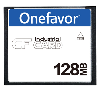 High Quality !!! onefavor 128MB Industrial CompactFlash CF Memory Card