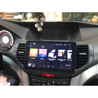 Chogath 9inch 2 din Car Multimedia Player Quad Core Android 8.0 Car Radio GPS Navigation for Honda accord Spirior 2008 2011
