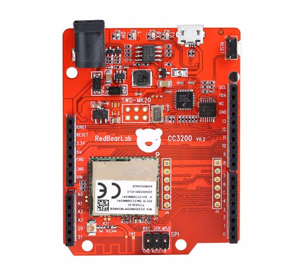 Eleduino RedBearLab CC3200 WiFi Board