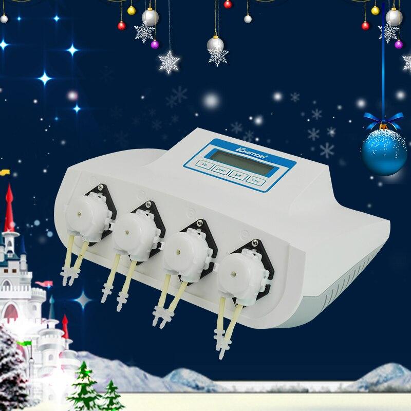 Kamoer X4 Aquarium Dosierung Pumpe/aquarium/wifi Steuer Mini Schlauchpumpe Micro Wasserpumpe 12 V Mit Hohe Percision l