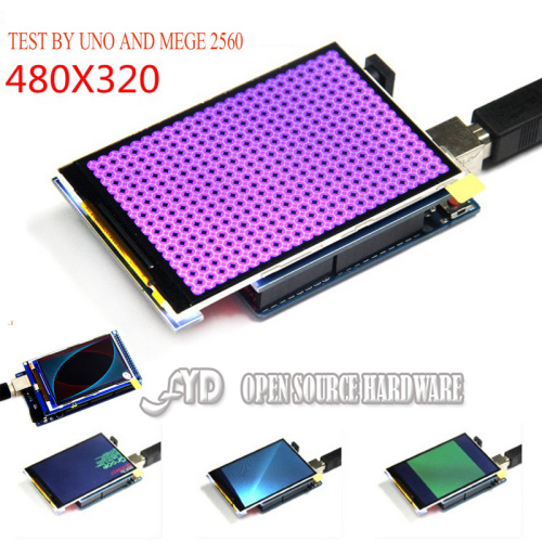 3.5-inch TFT color screen module 320X480 Ultra HD for UNO and Mega2560