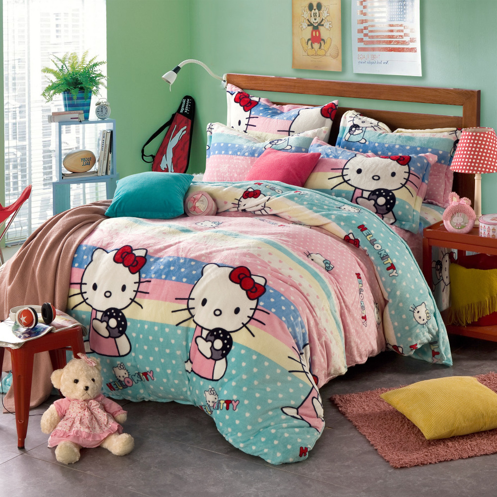 Teen Girl Full Size Bedding