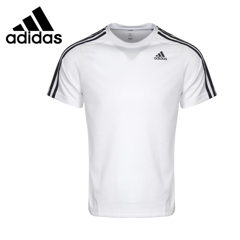 Original New Arrival 2018 Adidas Performance D2M TEE 3S Men's T-shirts short sleeve Sportswear перчатки adidas performance adidas performance mp002xw02621
