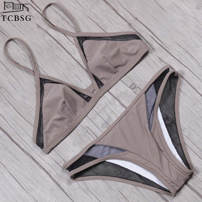 TCBSG 2019 New Arrival Push Up Sexy Bikinis Women Swimwear Summer Beach Swimsuit Bathing Suit Brazilian Bikini Set Black Biquini