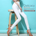 Nova moda de cintura alta mulheres calças lápis Plus Size S-6XL 4 cores estiramento OL trabalho de escritório desgaste Regular calças mulher roupas
