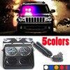 24W Windshield Led Strobe Light S8 Viper Car Flash Signal Emergency Fireman Police Beacon Warning Light