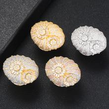 SISCATHY 2019 Hot Luxury Round Flower Women CZ Rings Fashion Jewelry Romantic Anniversary Party Bridal Wedding Rings Accessories