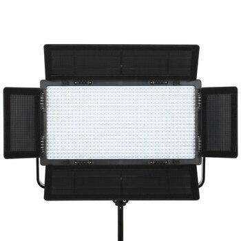 free ship 52W Color Temperature Adjustable LED Light DMX system Professional LED photo lighting free shipping LP-820TD