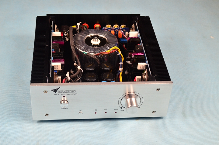 YS-audio AM80 Integrated amplifier HIFI EXQUIS Class A Or Class AB AM-80