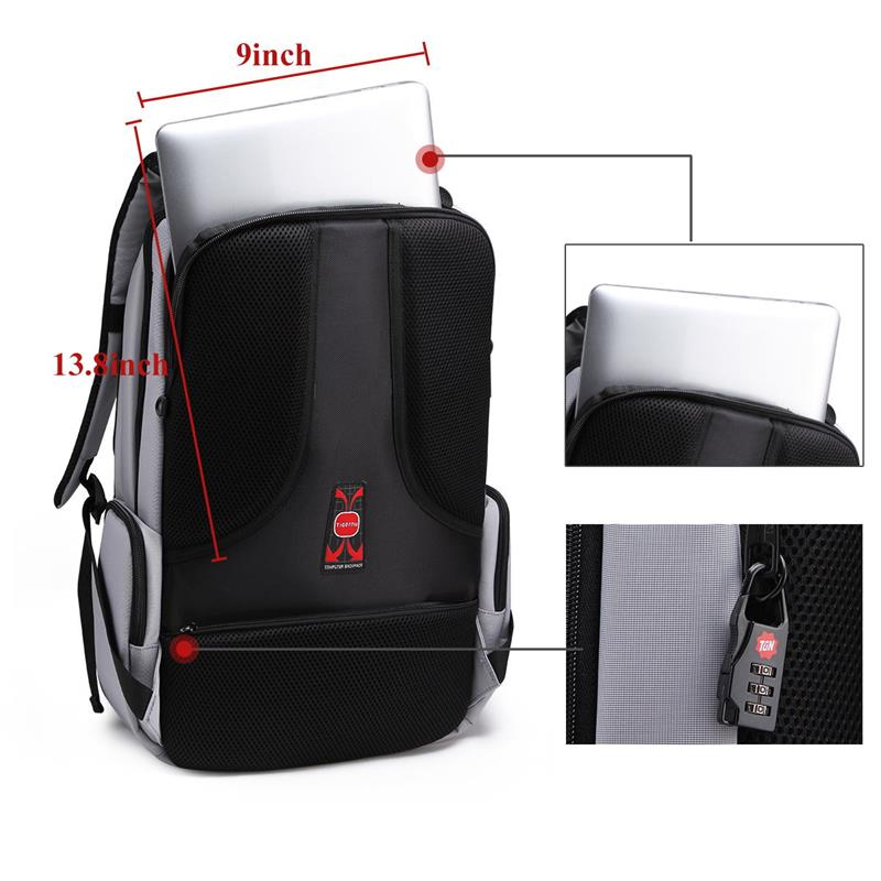 Anti theft Backpacks 4