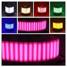 Waterproof Colorful Superbright LED Modules 100 pcs Set