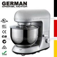Kitchen G800O 6 Speed 1000w All Metal Food Stand Mixer Machine Orange