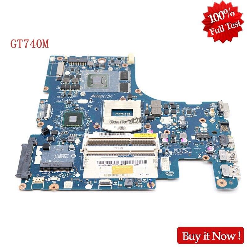 NOKOTION Laptop Moederbord voor Lenovo ideapad Z510 AILZA NM A181 Moederbord moederbord DDR3 GT740M-in Moederborden van Computer & Kantoor op AliExpress - 11.11_Dubbel 11Vrijgezellendag 1