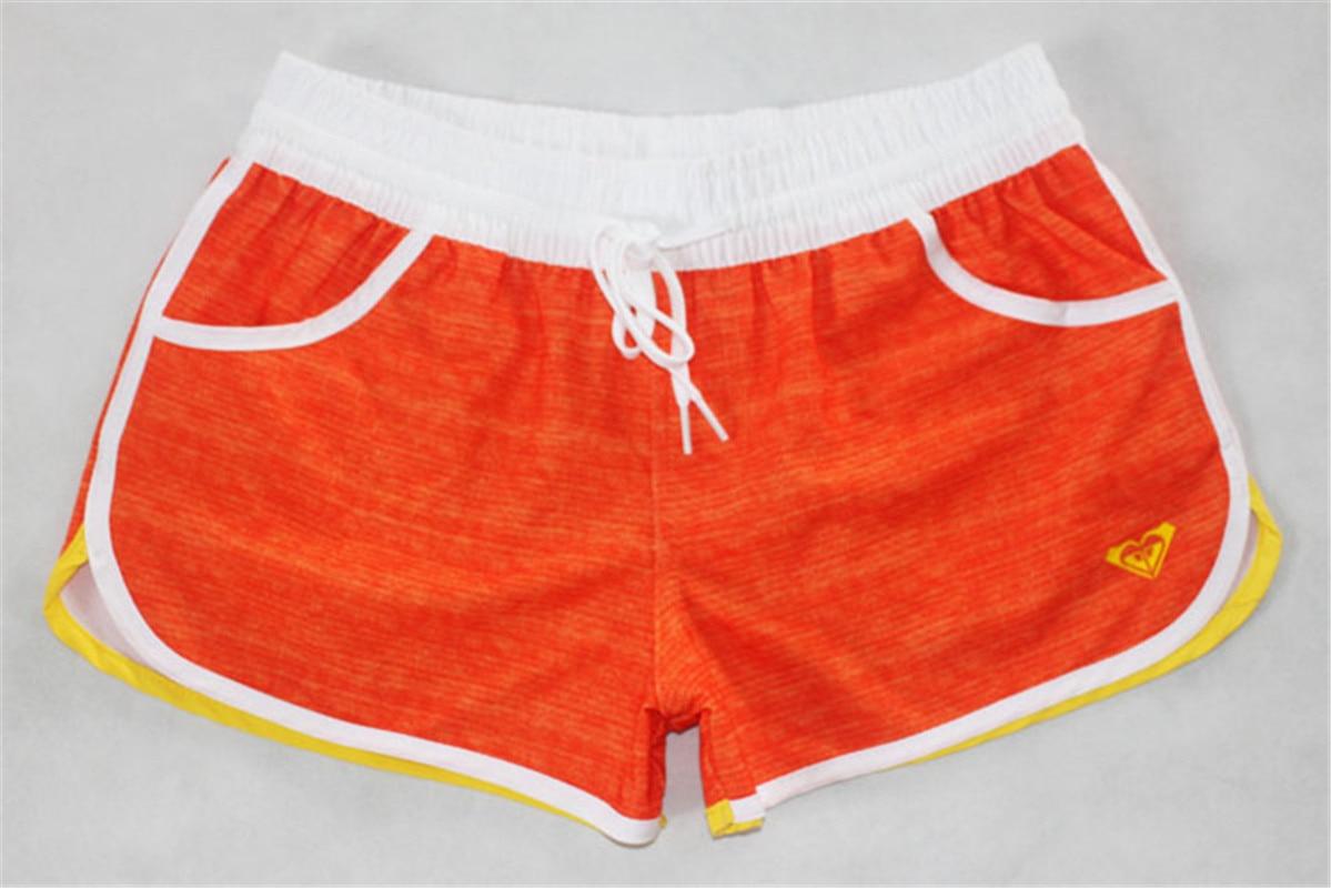 298ca346dd5f Promociones nueva Shorts trajes de baño para mujeres deporte Surf ...
