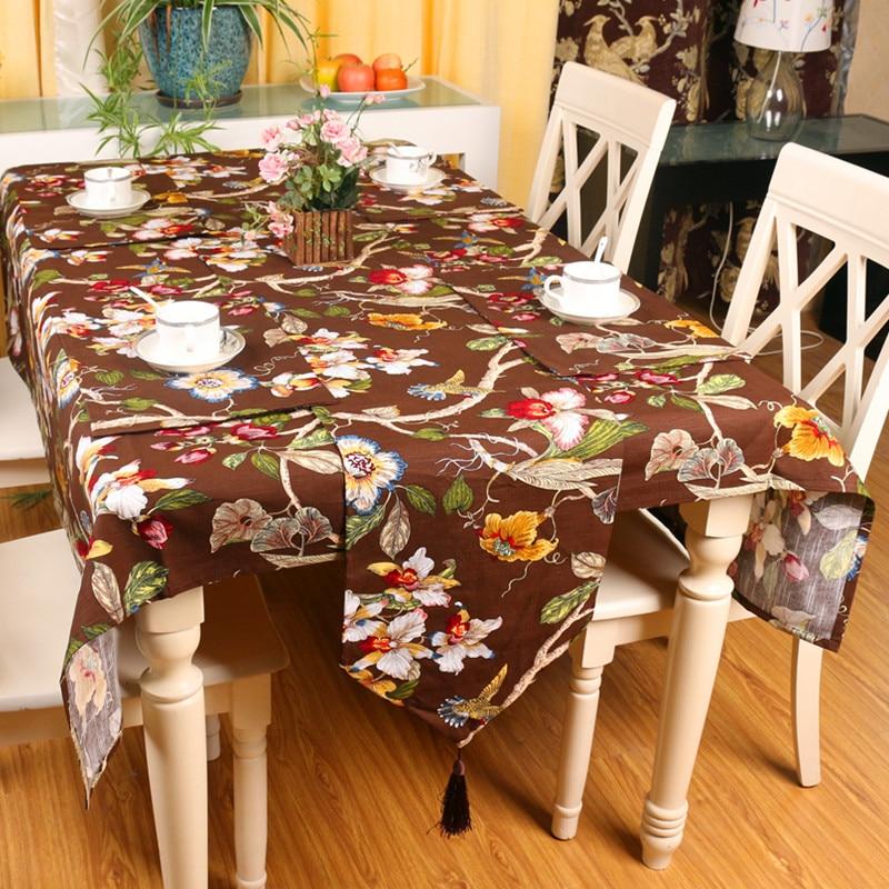 Kinietiškas stilius Aukštos kokybės arbatos vakarietiški - Namų tekstilė - Nuotrauka 4