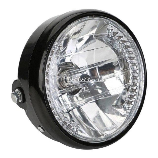 12V Motorcycle Headlights 3