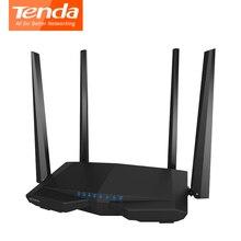 Sans fil Wifi Routeur Tenda AC6 WI-FI Répéteur 802.11AC 1200 Mbps Dual Band VPN Anglais Firmware WDS WPS Extender PPPoE, L2TP, WIS