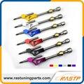 Rastp-extensor pro circuito ajustável shifter curto shifter para honda civic integra crx b16 b18 b20 série d ls-sfn022