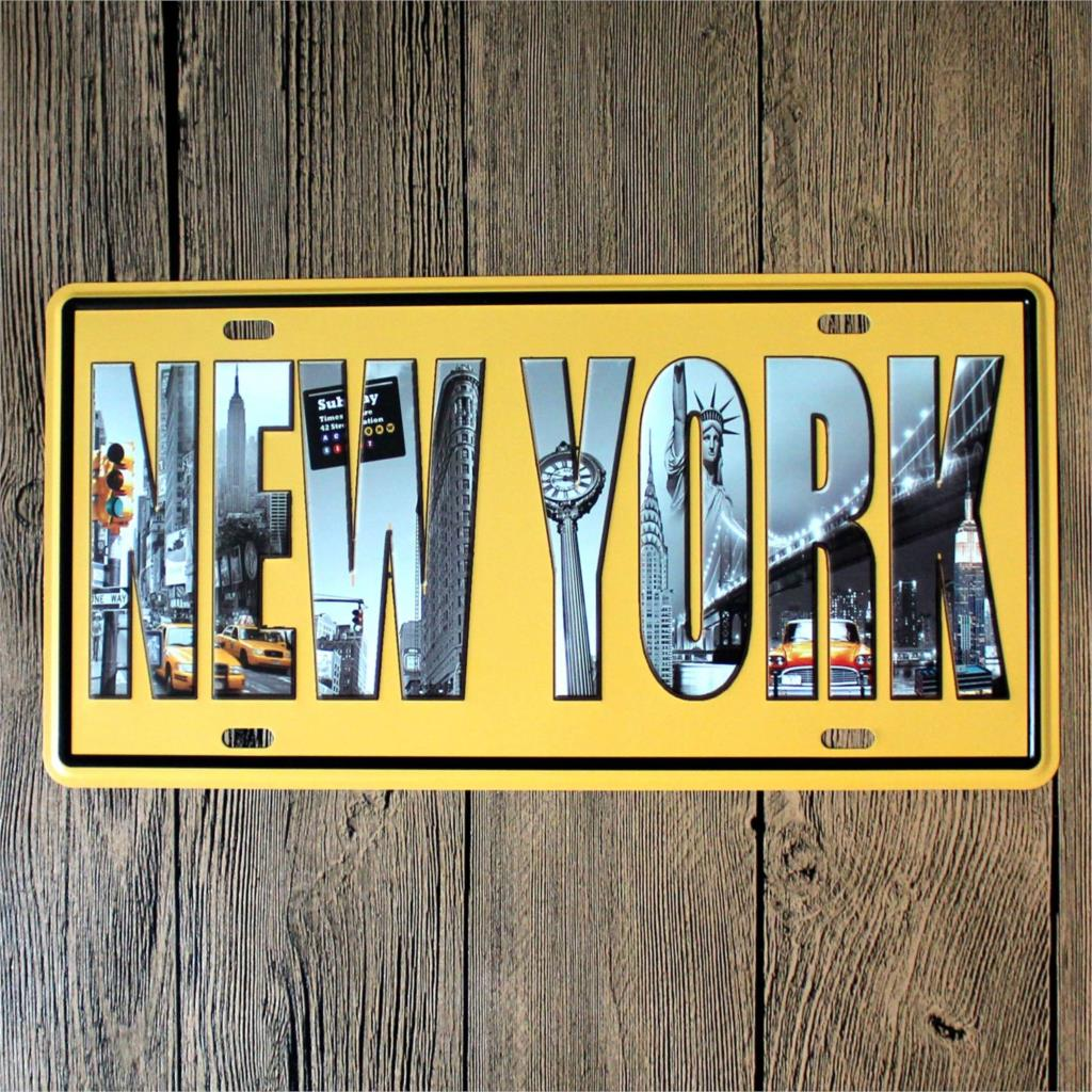 Nice New York Wall Decor Contemporary - The Wall Art Decorations ...