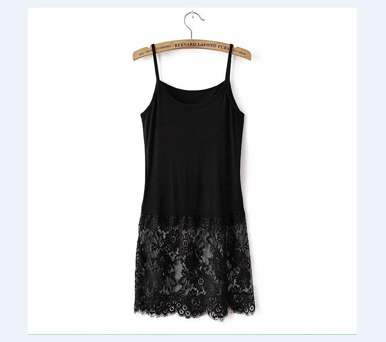 Condole belt vest bud silk condole belt vest skirt Take a petticoat in the modal -003(China)