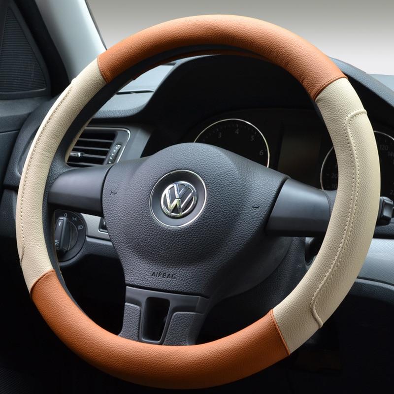 2018 Yeni spor Dört Mevsim araba direksiyon kapağı Araba Oto - Araç Içi Aksesuarları - Fotoğraf 3
