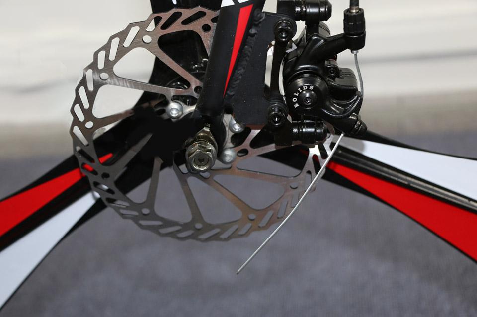 XC550 Racing Road Bike 700Cx28C Steel Frame 21 Speed 27.5