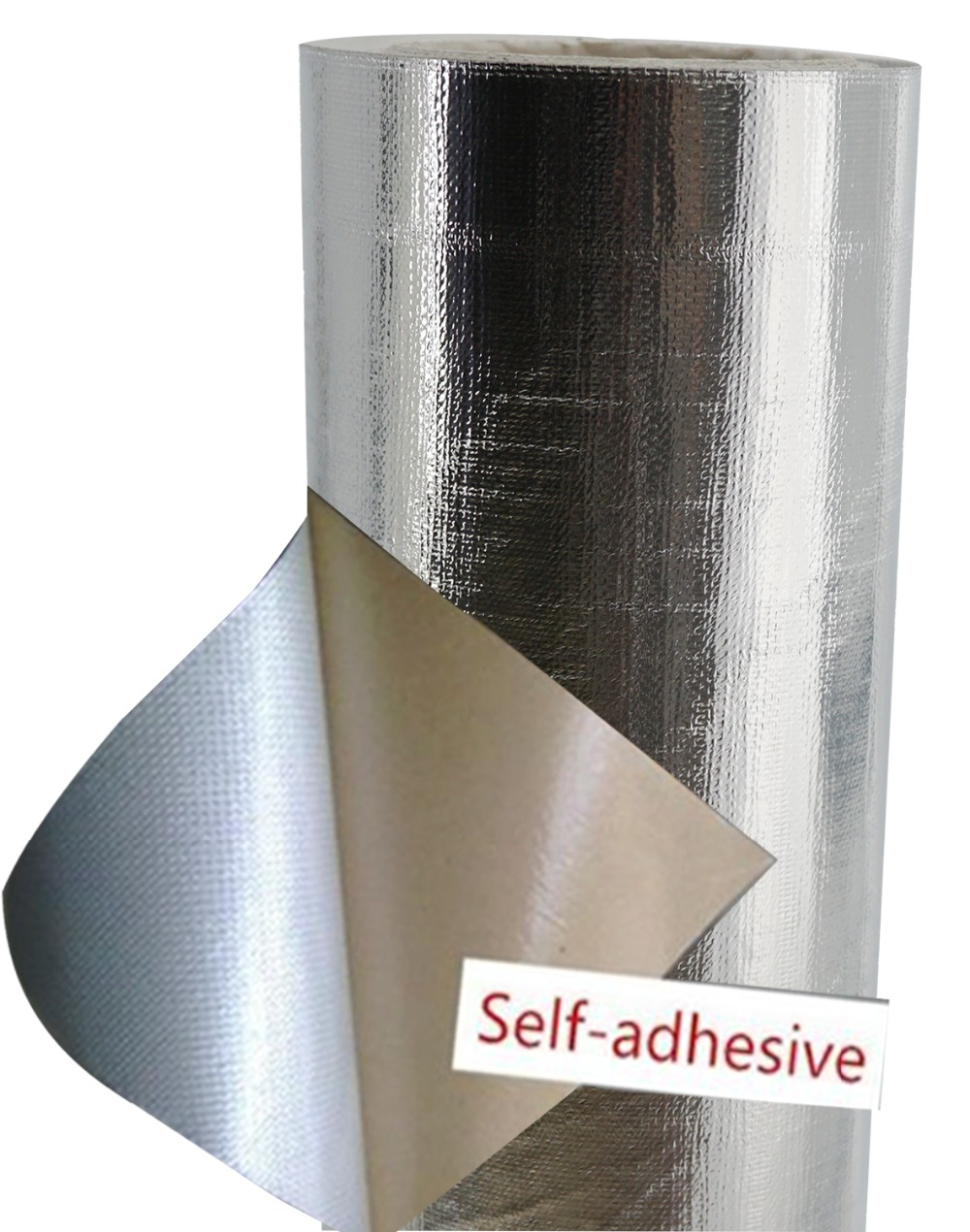Fiberglass cloth insulation self adhesive aluminum for Fiberglass thermal insulation