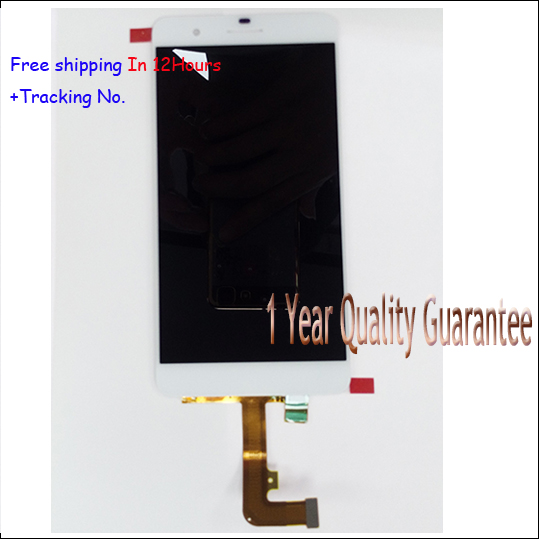 ФОТО Original Test ok White/Black/Gold LCD screen display+touch digiziter For huawei honor 6plus 6 plus