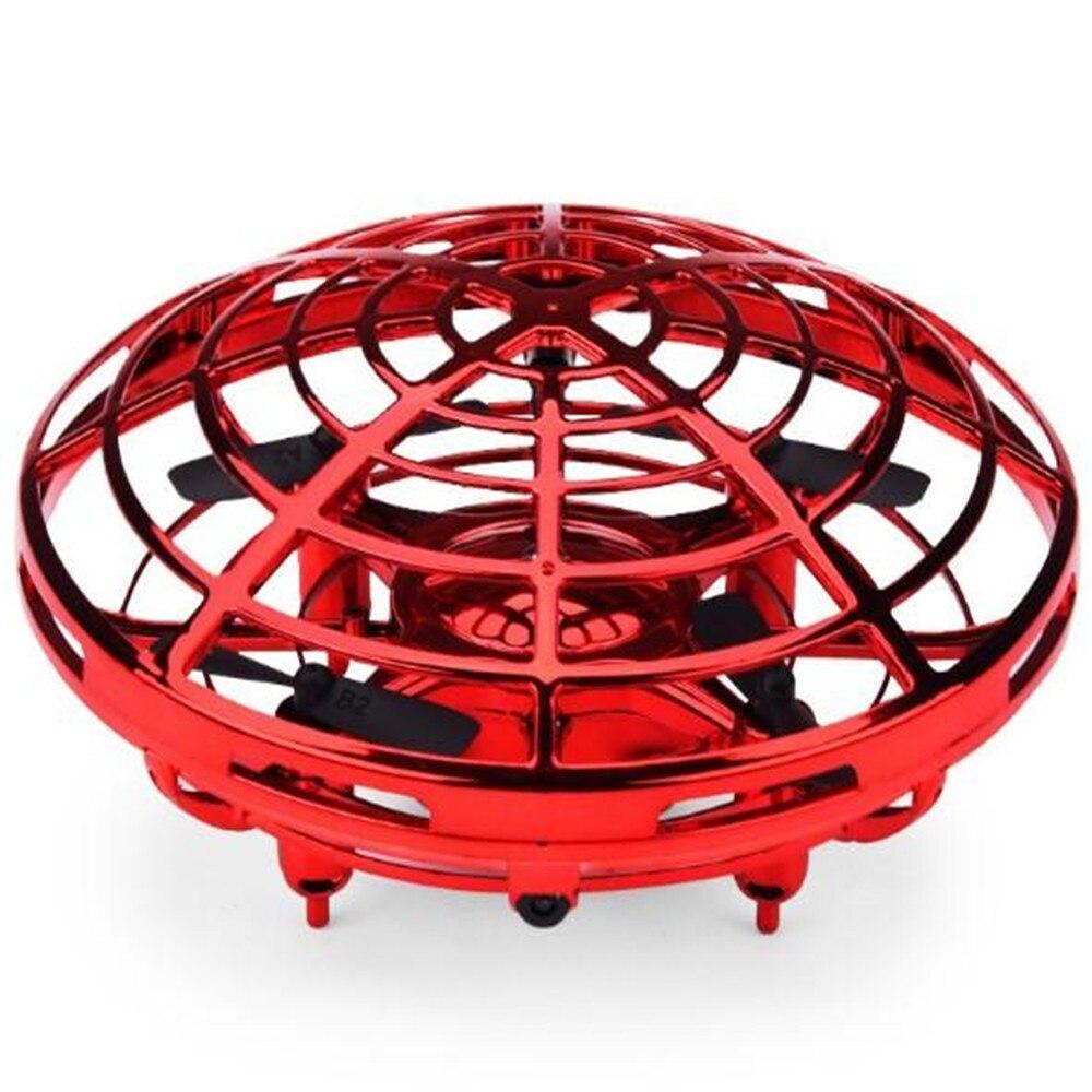 Mini Drone UFO helicóptero de juguete volador 14