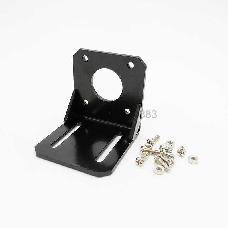 nema 17 stepper motor bracket 42 Stepper motor accessories bracket L Mounting Bracket Mount fixed support Support Shelf