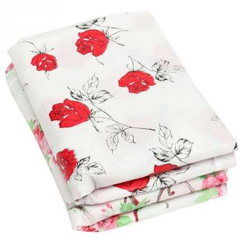 Floral Printed Sunscreen Case Washing Machine Cover Dust-proof Cover Washer Waterproof Towel cubiertas para lavadora pink floral towels