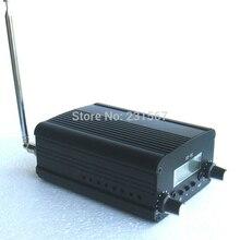 Новинка! 7 вт стерео PLL fm-передатчик вещательная радиостанция ST-7C 76-108 мгц только хост