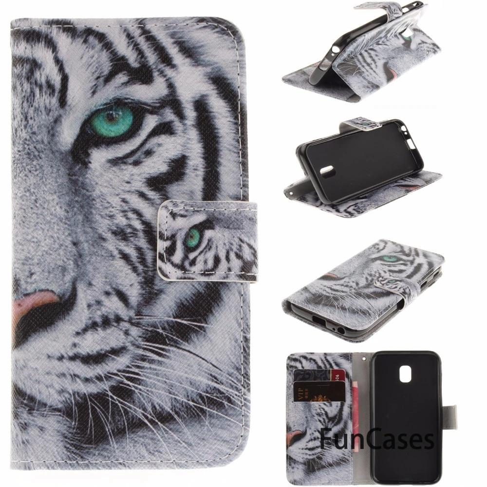 Wallet Case For coque Samsung Galaxy J3 2017 J330 Case For Samsung J3 2017 EU Eurasian Version Case Card Holders galexy