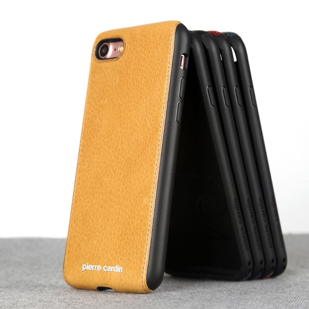 För Apple iPhone 7 8 plus telefonväska Pierre Cardin Anti-knock - Reservdelar och tillbehör för mobiltelefoner - Foto 4