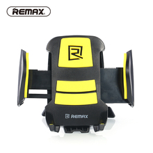 REMAX Universal Car Phone Holder Air Vent Outlet Mount with Sponge Mat Spring Hook Mobile Holder Solid for phone/xiaomi/samsung