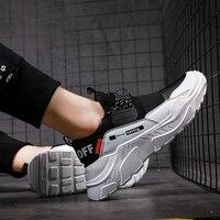 사계절 운동화 남성 증가 5cm 경량 운동화 Zapatillas 스포츠 신발 남성 야외 운동화